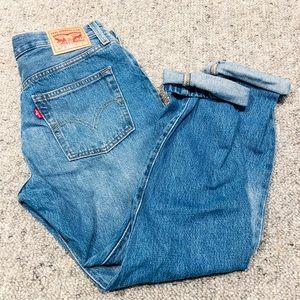 Levi's 501CT jeans